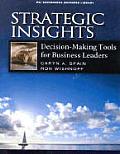 Strategic Insights Decision Making Tools