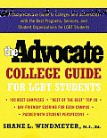 Advocate College Guide For Lgbt Students