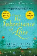 The Inheritance of Loss: A Novel Cover