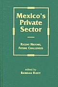 Mexico's Private Sector : Recent History, Future Challenges (98 Edition)