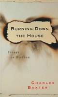 Burning Down the House: Essays on Fiction Cover