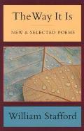 The Way It Is: New and Selected Poems Cover