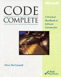 Code Complete Practical Handbook of Software Construction
