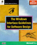 Windows Interface Guidelines For Software Design