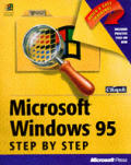"Microsoft Windows 95 : Step By Step / With 3.5"""" Disk (95 Edition)"