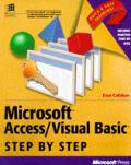 Microsoft Access/Visual Basic Step by Step