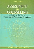 Assessment in Counseling a Guide To the Use Of