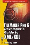 FileMaker Pro 6 Developer's Guide to XML/XSL
