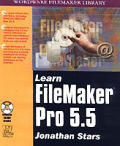 Learn Filemaker Pro 5.5 - With CD (02 Edition)