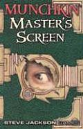 Munchkin Master's Screen
