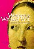 Womens Wicked Wit From Jane Austen to Rosanne Barr
