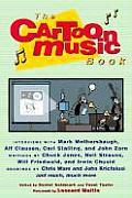 Cartoon Music Book