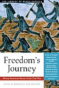 Freedom's Journey: African American Voices of the Civil War (Library of Black America)