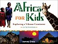 Africa for Kids: Exploring a Vibrant Continent (For Kids) Cover