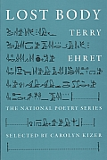 Lost Body (National Poetry Series Books) Cover