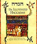 Illuminated Haggadah Featuring Medieval