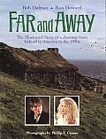 Far and Away: The Illustrated Story of a Journey from Ireland to America in the 1890s (Newmarket Pictorial Moviebooks) Cover