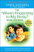 Whats Happening To My Body Book For Boys