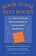 Book Sense Best Books, Volume 1: 125 Favorite Books Recommended by Independent Booksellers Cover