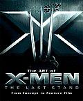 Art Of X Men The Last Stand