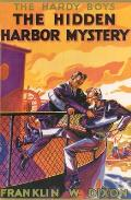 Hardy Boys #014: The Hidden Harbor Mystery Cover