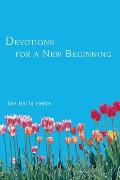 Devotions for a New Beginning