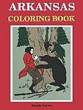 Arkansas Coloring Book