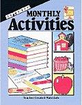 September Monthly Activities