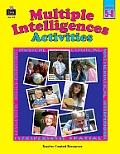 Multiple Intelligences Activities Grades