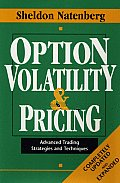 Option Volatility & Pricing Advanced Trading Strategies & Techniques