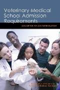 Veterinary Medical School Admission Requirements 2012 Edition for 2013 Matriculation