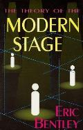 Theory Of The Modern Stage An Introduction
