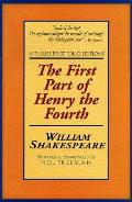 The First Part of Henry the Fourth: Applause First Folio Editions