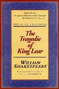 Tragedie of King Lear: Applause First Folio Editions