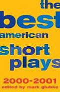Best American Short Plays 2000 To 2001