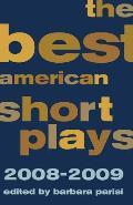 Best American Short Plays 2008 2009