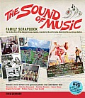The Sound of Music Family Scrapbook Cover