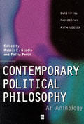 Contemporary Political Philosophy An Anthology