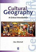 Cultural Geography : a Critical Introduction (00 Edition) Cover