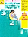 Nonfiction Reading Practice Grade 2