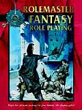 Rolemaster Fantasy Role Playing 2nd Edition
