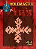 Of Mentalism Rolemaster 3rd Edition Spell Law