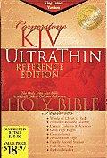 Bible Kjv Ultrathin Reference