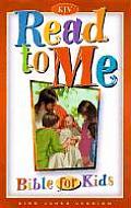 Read to Me Bible for Kids-KJV