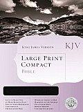 Large Print Compact Bible