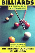 Billiards The Official Rules & Records Book 1992