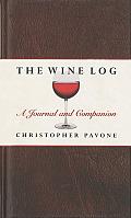 Wine Log: A Journal and Companion