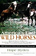 Americas Last Wild Horses