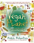 Vegan Planet Cover