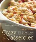 Crazy for Casseroles Cover